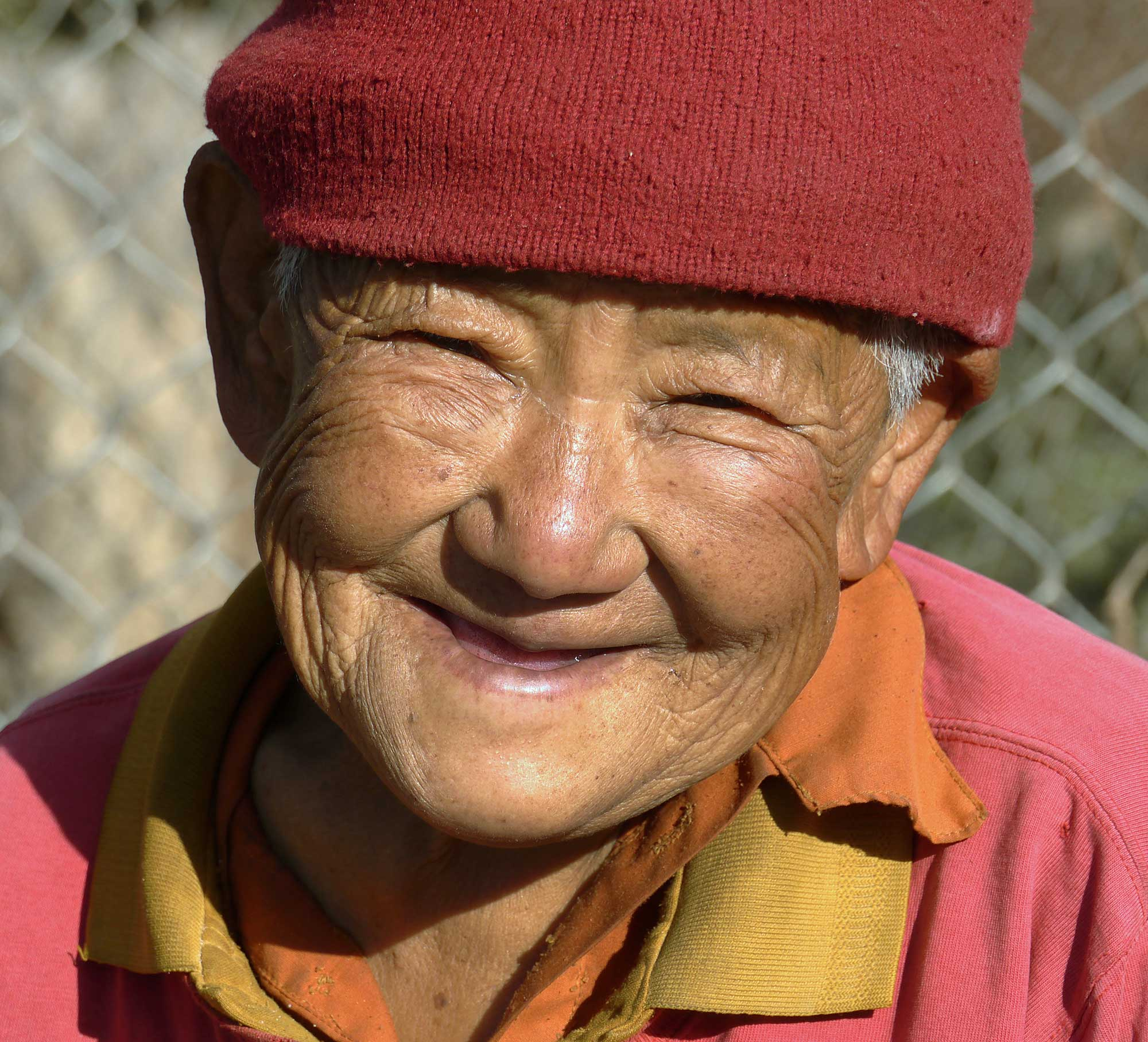 Nepalese Face