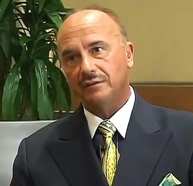 Dr. Leonard Coldwell Krebs